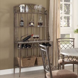 Bedfordshire Metal Baker's Rack by Charlton Home