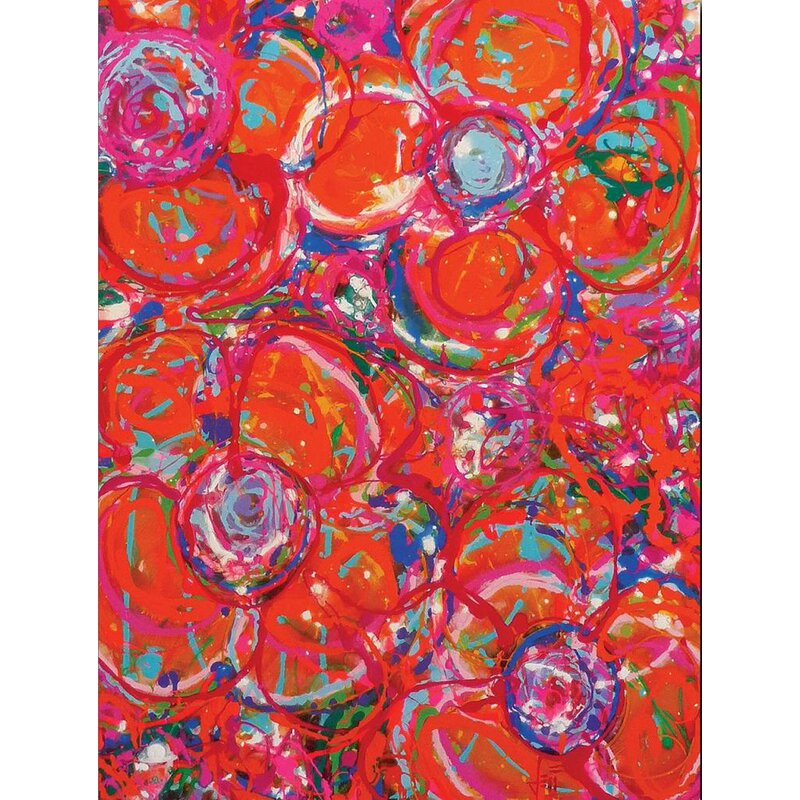 Hadleyhouseco A Little Happiness By Jeff Boutin Painting Print On Wrapped Canvas Wayfair
