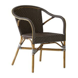Affaire Madeleine Stacking Patio Dining Chair by Sika Design