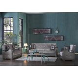 Rigina 2 Piece Sleeper Living Room Set by Orren Ellis