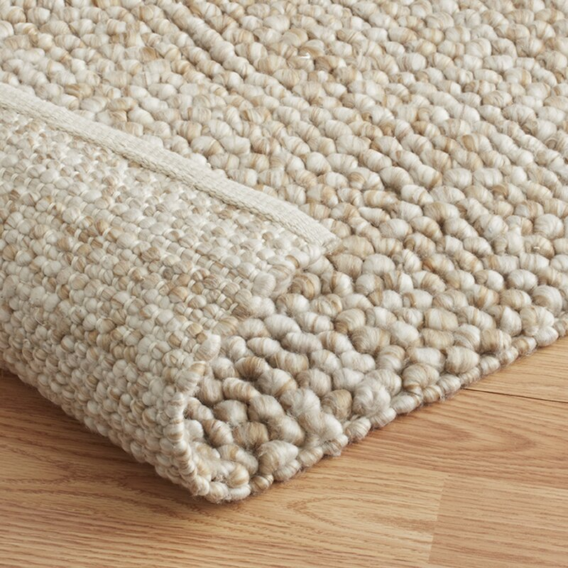 Jason Hand Woven Natural Area Rug