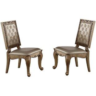 Dedman Upholstered Dining Chair (Set of 2)