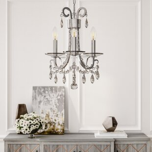 Willa Arlo Interiors Roesler 3-Light Cand..