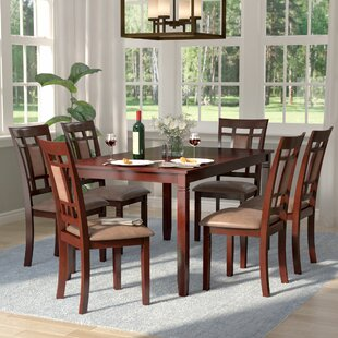 Darby Home Co Patrick 7 Piece Dining Set