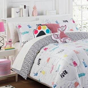 Kid Adogable Reversible Bedding Collection