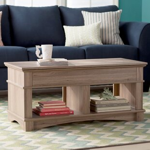 Beachcrest Home Pinellas Lift Top Coffee Table