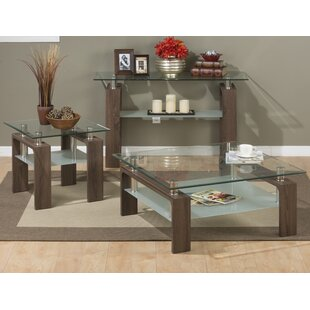 Wrought Studio Heiden Coffee Table Set