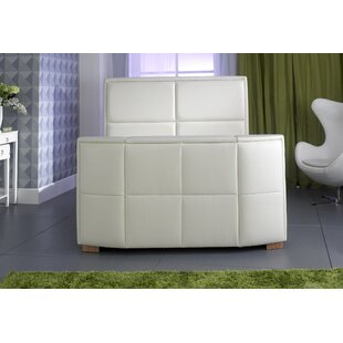 Nyah Upholstered TV Bed By Metro Lane