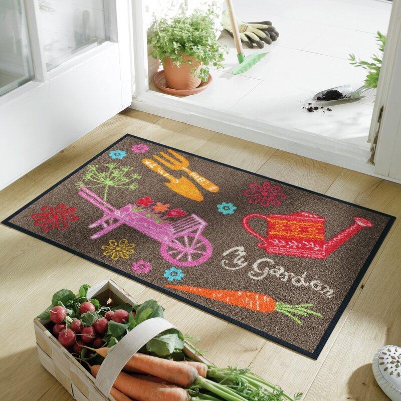 My Garden Doormat & Wash+dry My Garden Doormat | Wayfair.co.uk