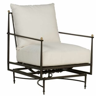 Roma Spring Patio Chair with Cushion
