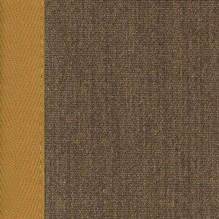 Best Reviews Bafford Hand-Woven Black Area Rug ByWinston Porter