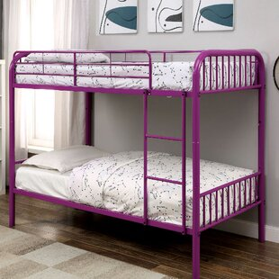 Top Reviews Cadee Twin over Twin Bunk Bed by A&J Homes Studio Reviews (2019) & Buyer's Guide