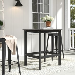 Sawyerville Plastic/Resin Dining Table by..