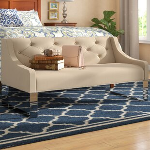 Darby Home Co Almondsbury Upholstered Bench