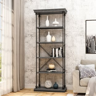 84 Inch High Bookcase | Wayfair