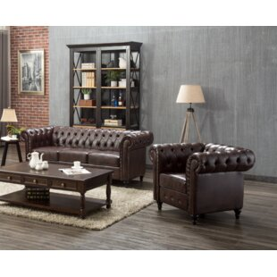Teressa 2 Piece Living Room Set by Darby Home Co