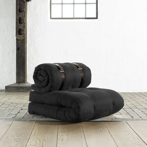 Buckle Up Futon Chair by Fresh Futon