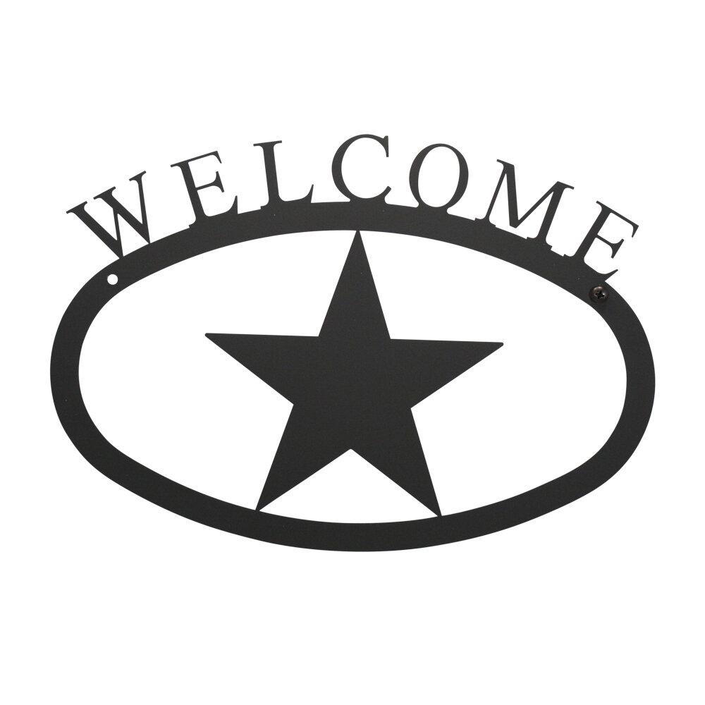 Loon Peak Tiara Star Welcome Sign