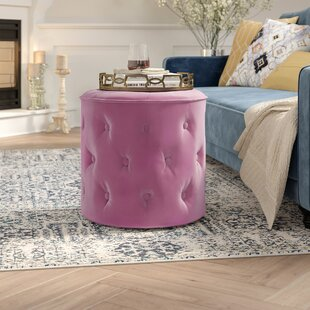Elvie Pouf by Willa Arlo Interiors