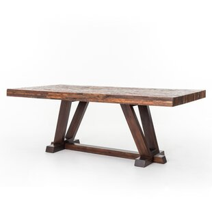 Niko Solid Wood Dining Table