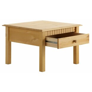 Yassine Coffee Table With Storage By August Grove