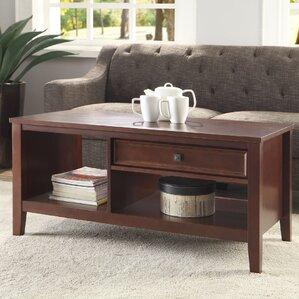 Nelsonville Coffee Table by Alcott Hill