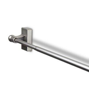 Captivating Borgen Magnetic Curtain Single Rod