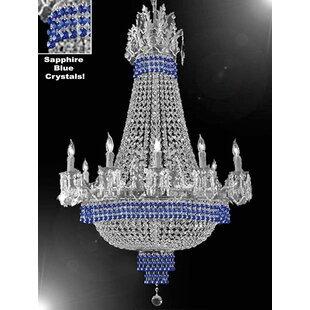 Astoria Grand Weimer 15-Light Chandelier