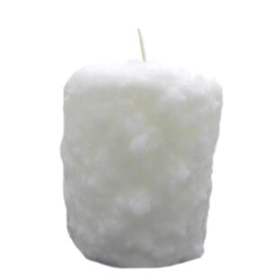 Peppermint Stix Scented Pillar Candle