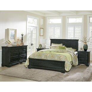 August Grove Cintron Panel 4 Piece Bedroom Set