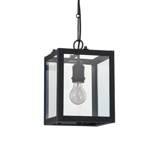 Jed 1-Light Lantern Pendant August Grove
