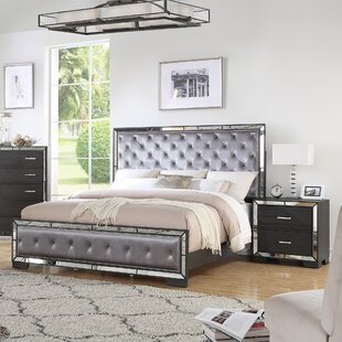 Hosea King Panel Configurable Bedroom Set