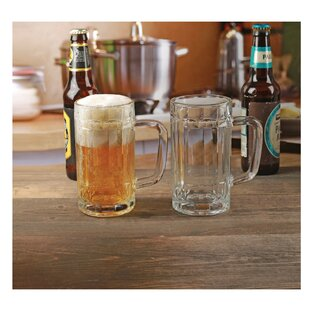Diller 16 oz. Glass Pint Glass (Set of 4)