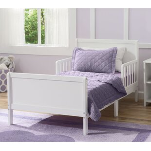 Fancy Convertible Toddler Bed by Delta Children Bargain