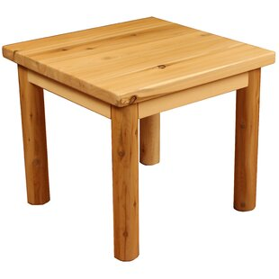 Espen End Table by Millwood Pines