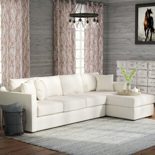 Cailinn Upholstered Sectional by Birch Lane™ Heritage