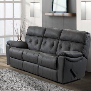 Sabrina Leather Reclining Sofa