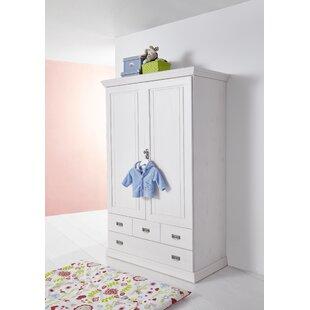 Floyd 2 Door Wardrobe By Harriet Bee