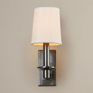 Best Choices Klingler 1-Light Wall Sconce By Darby Home Co