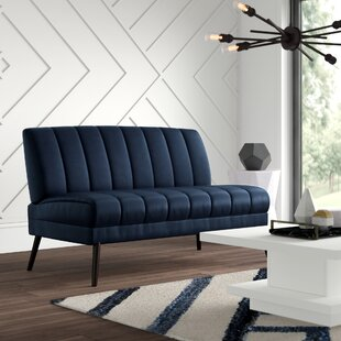 Price comparison Martindale Loveseat by Mercury Row Reviews (2019) & Buyer's Guide