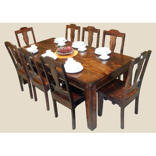 Aishni Home Furnishings Castle Solid Wood..