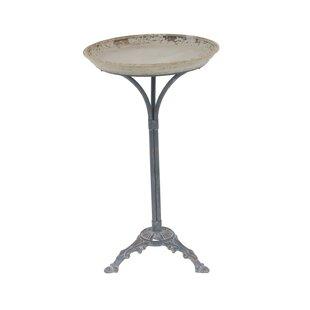 Berg Traditional Tripod Tray Table byGracie Oaks