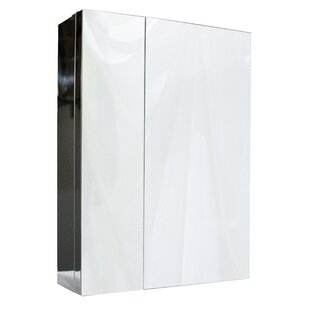 Laurel 43cm X 59cm Surface Mount Mirror Cabinet By Belfry Bathroom
