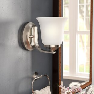 Darby Home Co Burhall 9W 1-Light Bath Sconce