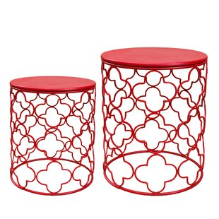 Side Table by Jeco Inc. Amazing