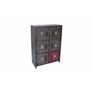 Park Slope 6 Door Accent Cabinet by Williston Forge