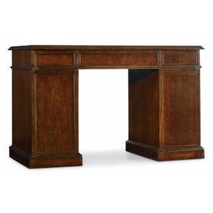 Belle Grove Solid Wood Executive Desk by Hooker Furniture