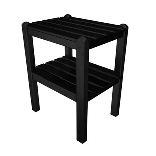 POLYWOOD® 12 Shelf Side Table