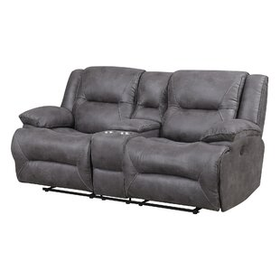 Darby Home Co Finlay Double Motion Reclining Loveseat