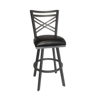 Online Reviews Bewdley 26 Swivel Bar Stool by Winston Porter Reviews (2019) & Buyer's Guide